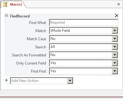 MS Access Tutorials - Lesson 13: Events and Macros